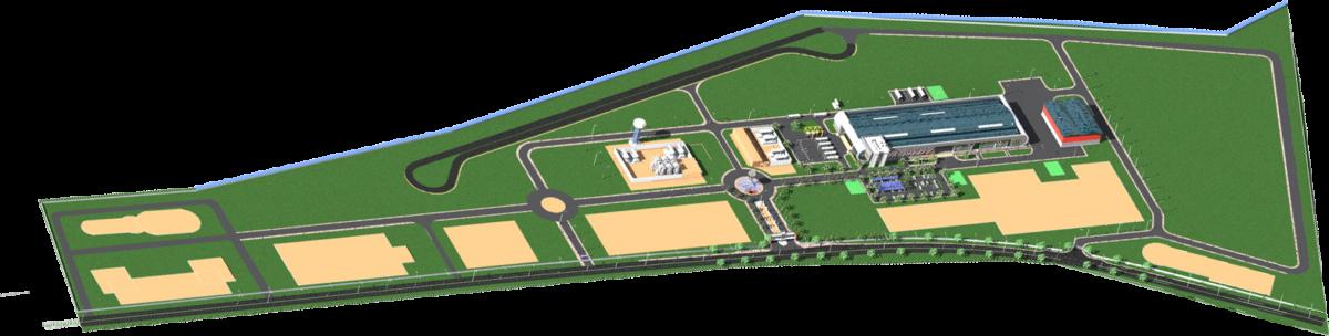 Kiira Vehicle Plant Master Plan